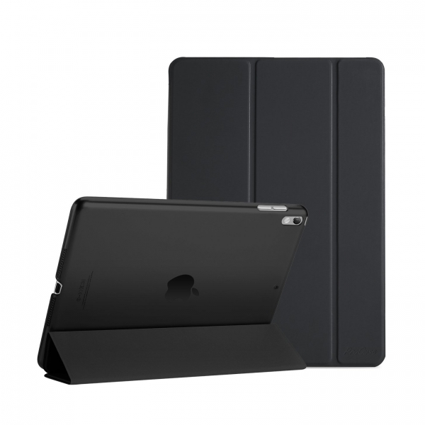 ProCase Apple iPad Pro Ultra Slim Stand Kılıf (10.5 inç)-Black