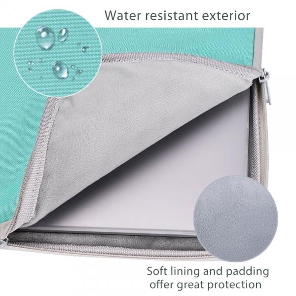 ProCase Laptop Çantası (14/15.6 inç)-Turquoise