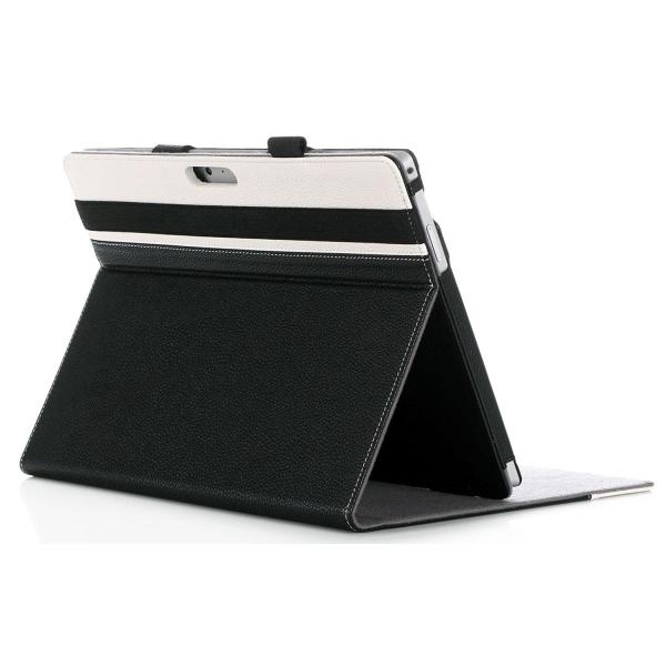 ProCase Microsoft Surface Pro 4 Premium Kılıf-Black