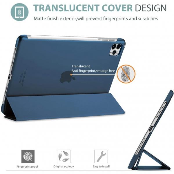 ProCase Apple iPad Pro Kılıf (12.9inç)(4.Nesil)-Navy