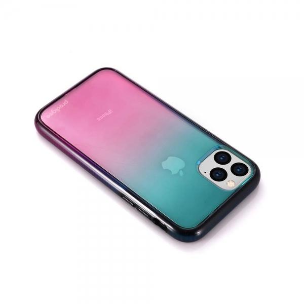 Prodigee iPhone 11 Pro Max Safetee Flow Kılıf (MIL-STD-810G)-Blue