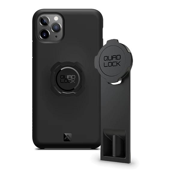Quad Lock Apple iPhone 11 Pro Max Tripod Seti