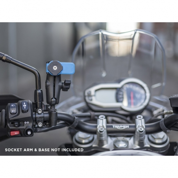 Quad Lock Samsung Galaxy S20 Plus Motosiklet Seti