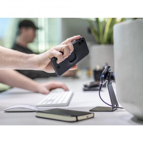 Quad Lock iPhone 11 Pro Max Kablosuz Şarj Aleti Ve Masa Standı Seti