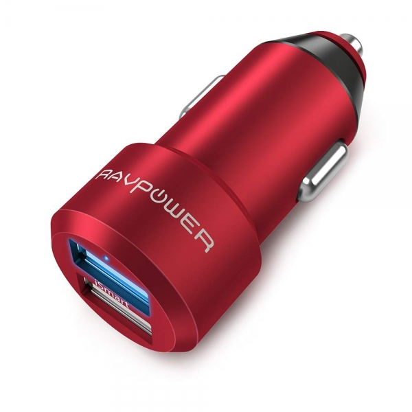RAVPower 24W USB Araç Şarj Cihazı