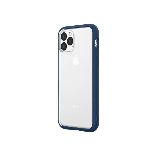 RhinoShield iPhone 11 Pro Max Mod NX Kılıf (MIL-STD-810G)-Royal Blue