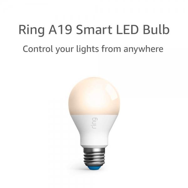 Ring A19 Akıllı LED Ampul