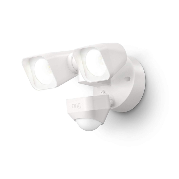 Ring Akıllı Kablolu Floodlight-White