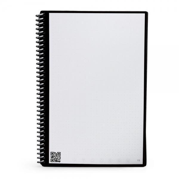 Rocketbook Everlast Executive Ve Everlast Mini Set-Infinity Black