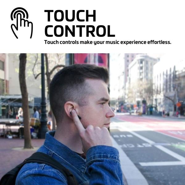 Rowkin Base Line Wireless Kulak İçi Kulaklık