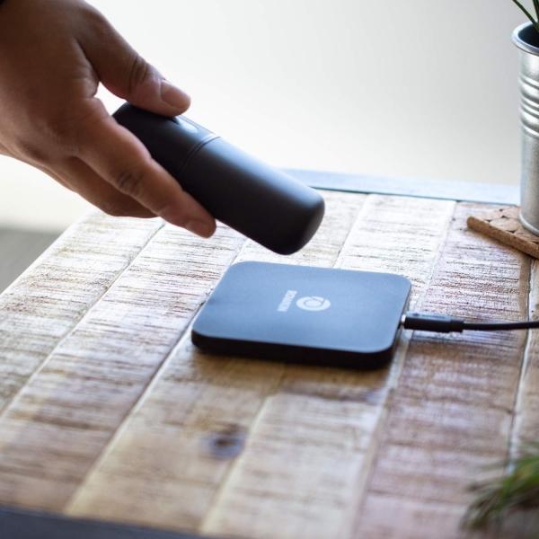 Rowkin Wave Qi Sertifikalı Kablosuz Şarj Cihazı