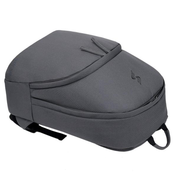 SOCKO Hafif Laptop Sırt Çantası (15.6 inç)-Grey