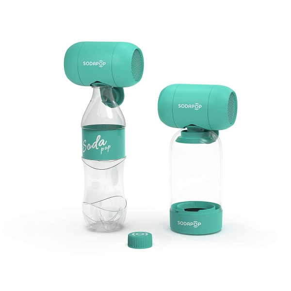 SODAPOP Kablosuz Taşınabilir Bluetooth Hoparlör-Green