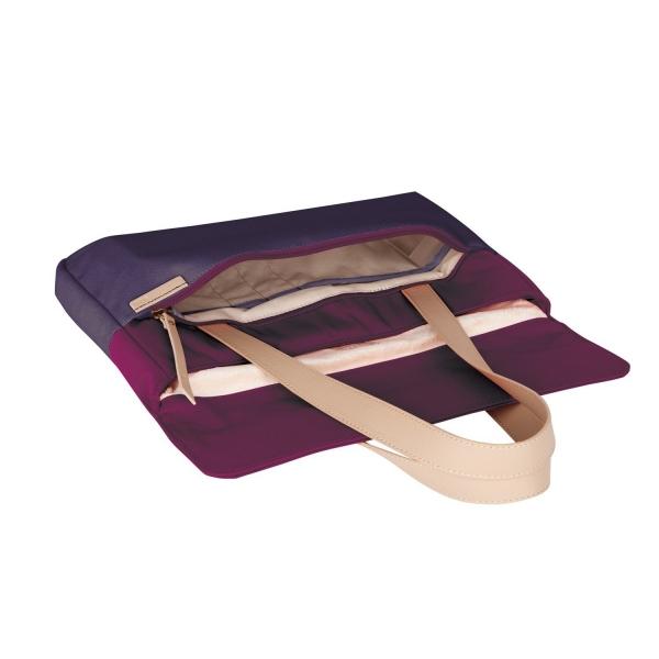 STM Grace Deluxe Laptop Sleeve Çanta (13 inç)- Dark Purple