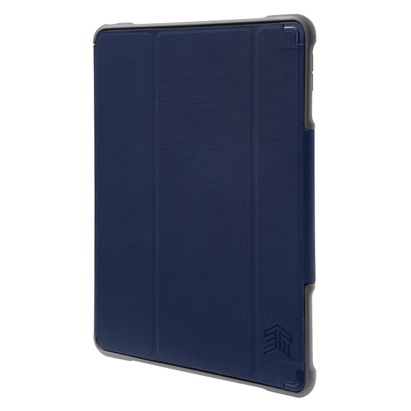 STM iPad Pro 10.5 inç Dux Plus Kılıf (MIL-STD-810G)-Midnight Blue