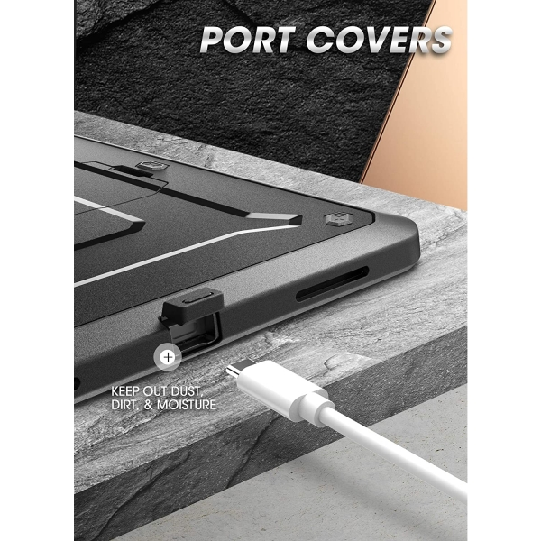 SUPCASE iPad Pro UB Pro Kalem Bölmeli Kılıf (12.9 inç)(4.Nesil)