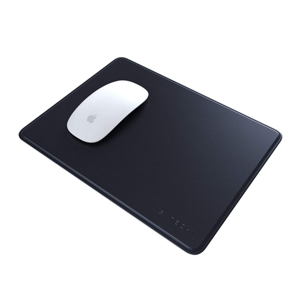 Satechi Deri Mouse Pad-Dark Blue