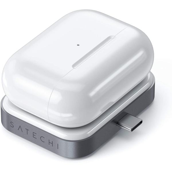 Satechi USB C Wireless Kablosuz Şarj Aleti