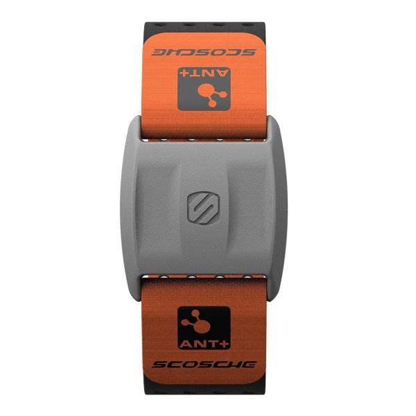 Scosche Rhythm Plus Nabız Monitörü Bileklik-Orange