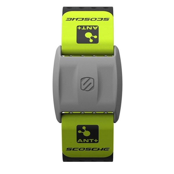 Scosche Rhythm Plus Nabız Monitörü Bileklik-Green