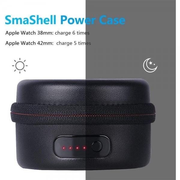 Smatree Apple Watch 5 Şarj Kılıfı