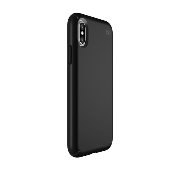 Speck Products iPhone X Presidio Kılıf-Black Black