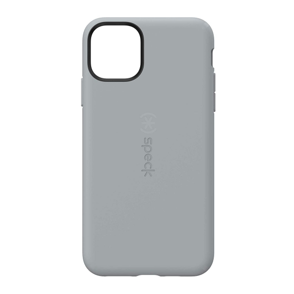 Speck iPhone 11 Pro Max CandyShell Kılıf (MIL-STD-810G)-Pebble Grey