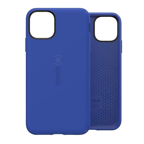 Speck iPhone 11 Pro Max CandyShell Kılıf (MIL-STD-810G)-Blueberry Blue