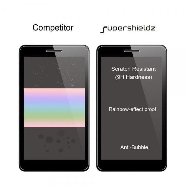 Supershieldz Apple iPad Cam Ekran Koruyucu (10.2 inç)(2 Adet)