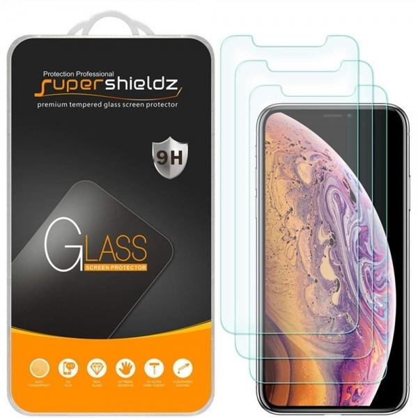 Supershieldz Apple iPhone 11 Pro Temperli Cam Ekran Koruyucu (2 Adet)