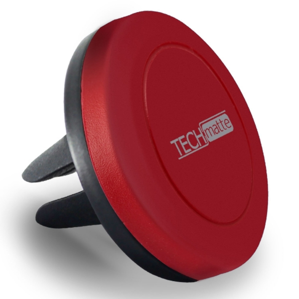 TechMatte Araç İçin Manyetik Tutucu-Red