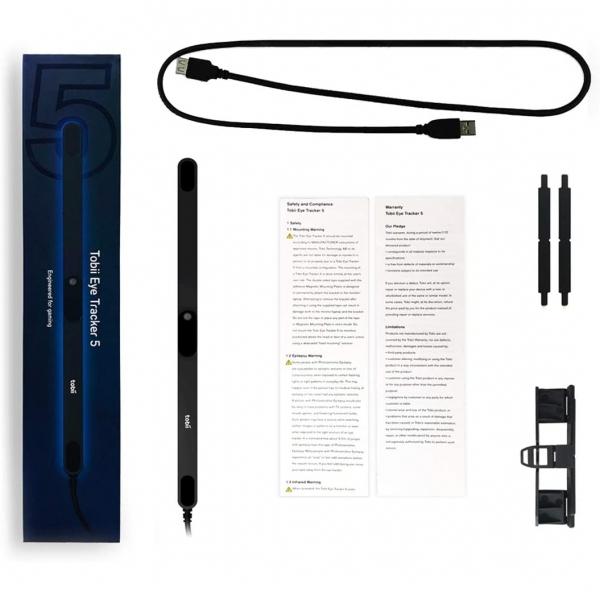 Tobii 5 PC Göz/Kafa Takipli Kontrol Cihazı