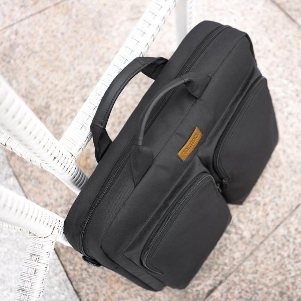 Tomtoc Laptop El/Omuz Çantası (15.6 inç)