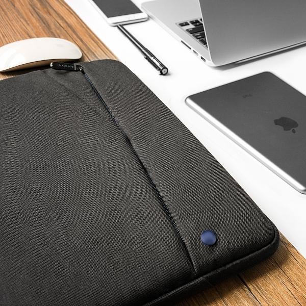 Tomtoc Macbook/Laptop El Çantası (13/13.3 inç)-Black