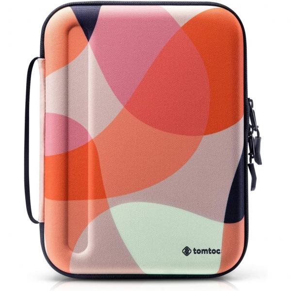 Tomtoc Portfolio Düzenleyici Çanta (11 inç)-Mixed Orange