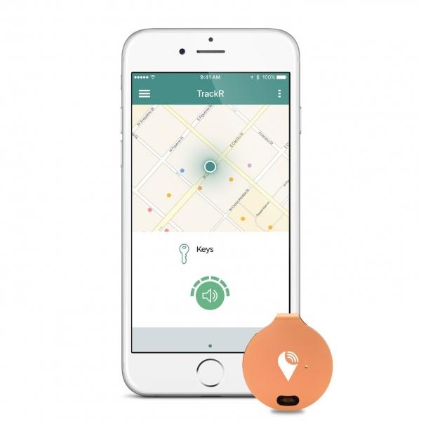 TrackR Bravo (iPhone & Android Uyumlu, Kayıp Eşya ve Evcil Hayvan Bulucu)