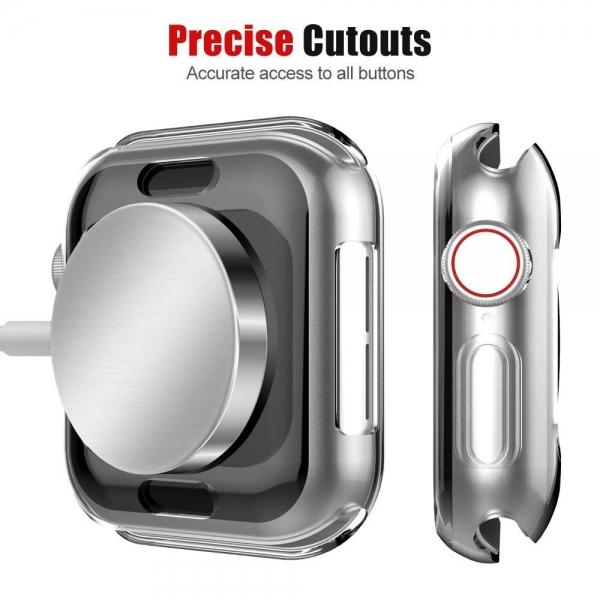 UMTELE Apple Watch 4 Koruyucu Kılıf (44mm) (2Adet)