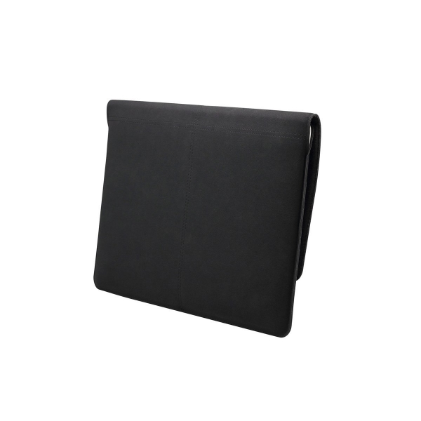Valkit iPad Deri Kılıf (9.7 inç-10.1 inç)-Black