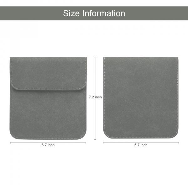 WALNEW Kindle Oasis Kılıf (7 inç)-Gray