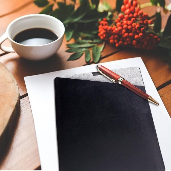 WALNEW Macbook Air Sleeve Çanta (13 inç)-Black