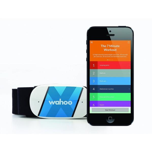 Wahoo TICKR X Nabız ve Egzersiz İzleyici