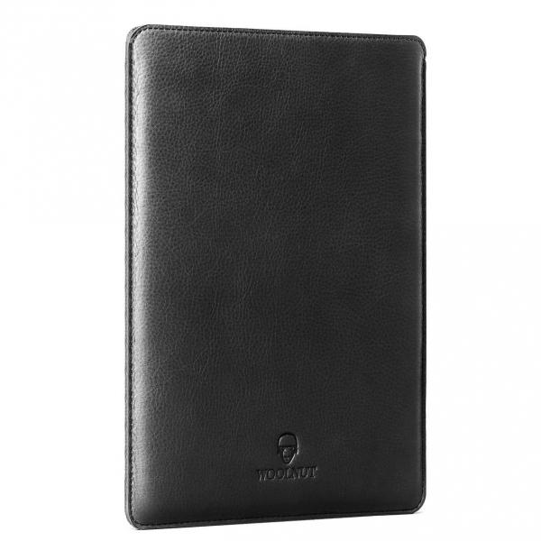 Woolnut MacBook Pro Touch 13 inç Kılıf-Black