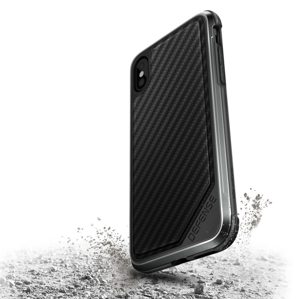 X-Doria iPhone X Defense Lux Seri Kılıf (MIL-STD-810G)