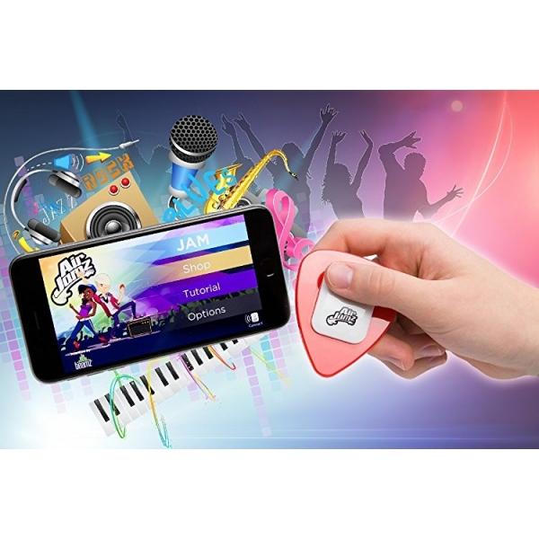 Zivix AirJamz Bluetooth Müzik Cihazı-Red