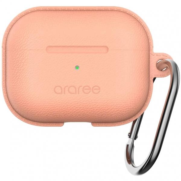 araree AirPods Pro Pops Deri Kılıf-Pink