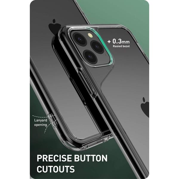 i-Blason Apple iPhone 11 Pro Max Halo Serisi Kılıf-Black