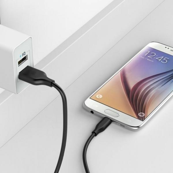 monoFe USB to Micro USB 3.0 Hızlı Şarj Kablosu (1.2 Metre)