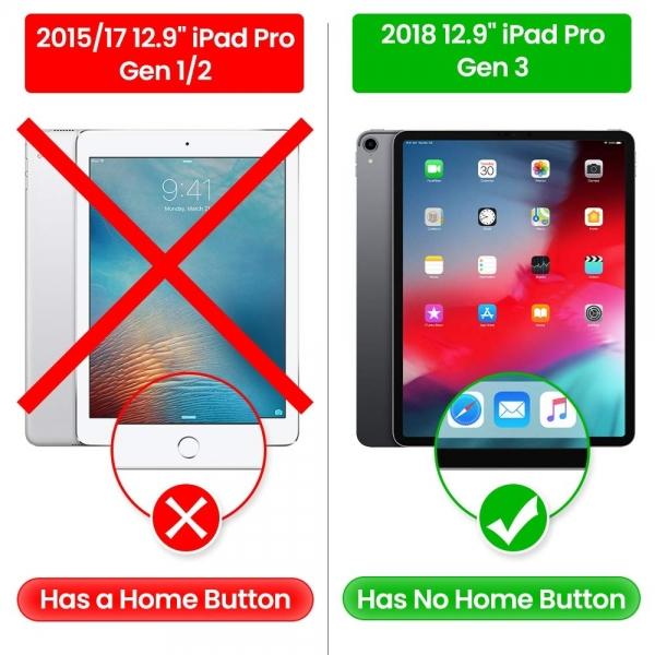 Tomtoc iPad Pro Omuz Çantası (12.9 inç)(2018)