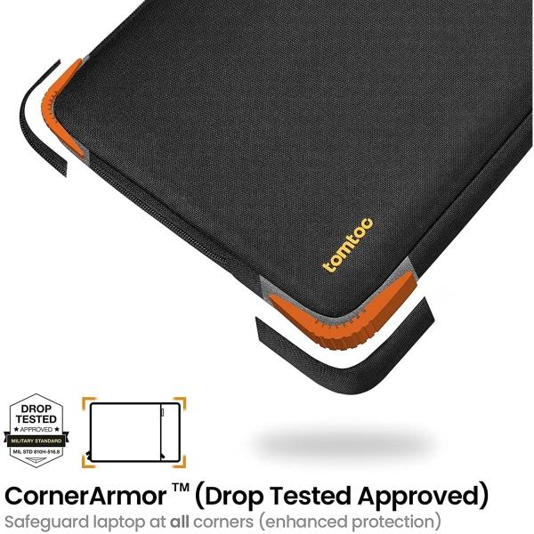 tomtoc A13-C12D Laptop Çantası (13 inç)-Black