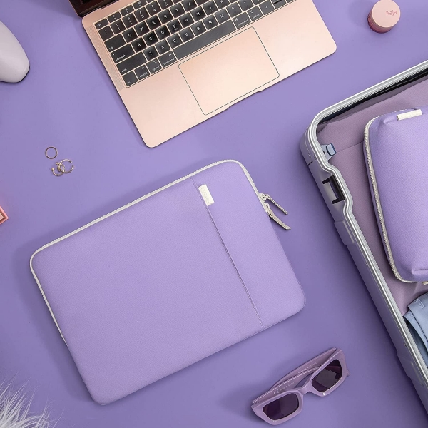 tomtoc A13-C12D Laptop Çantası (13 inç)-Purple